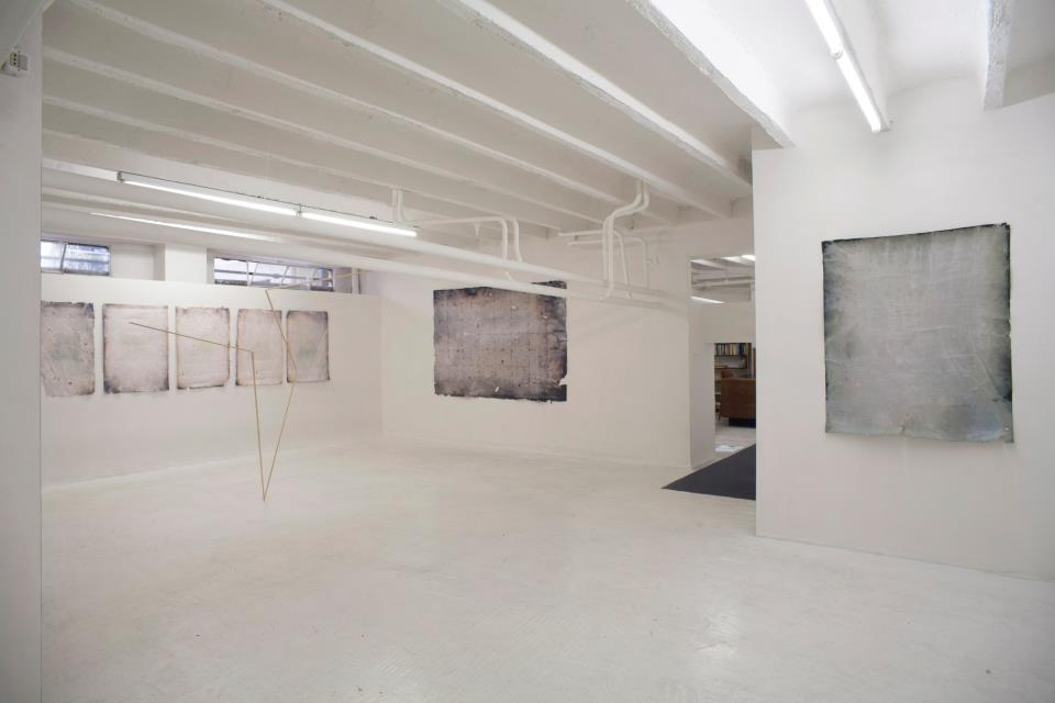 Manuel Larazzàbal Scano, Man Uel Larr Azábal S Can O, exhibition view, ROOM Galleria, 2013