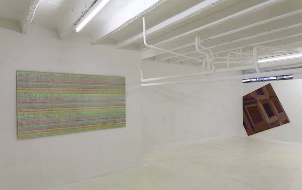 Martina Bassi, Le Pass, exhibition view, ROOM Galleria, 2013