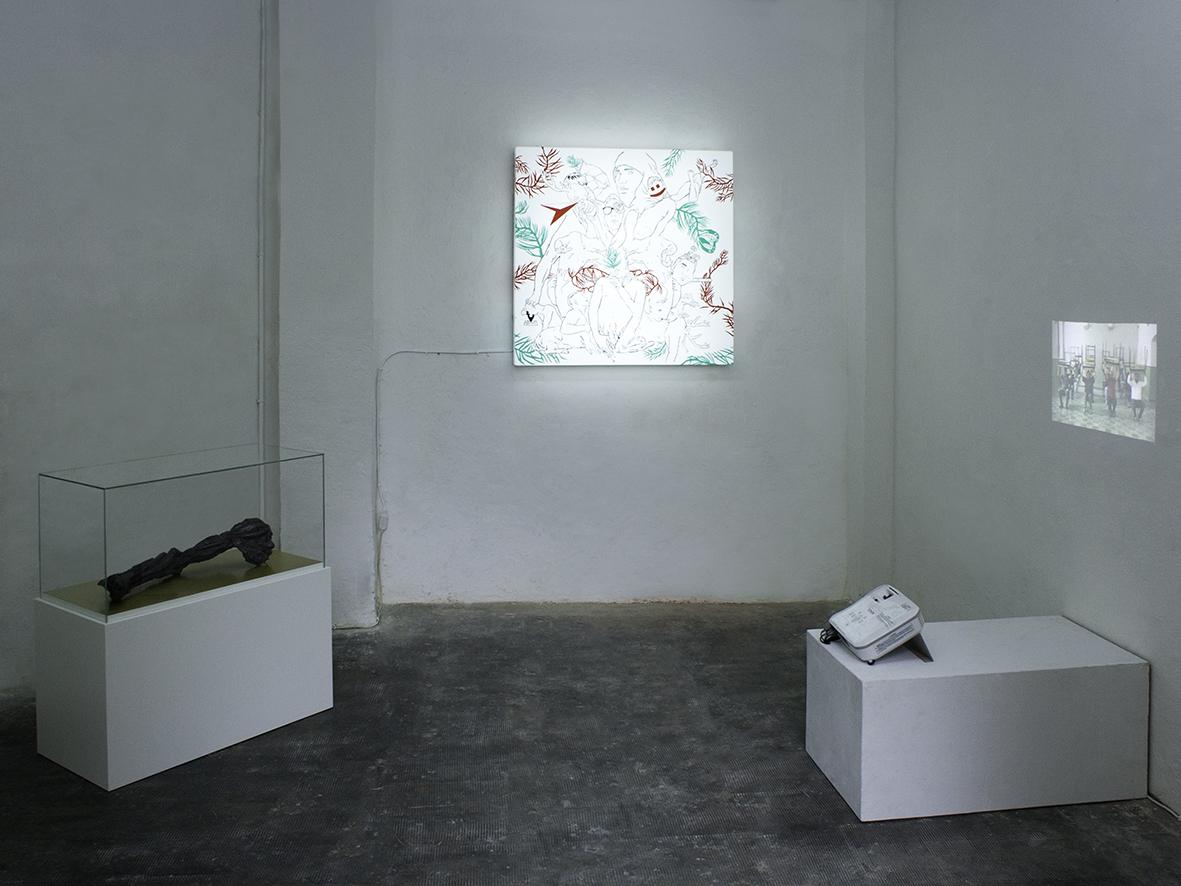 THE HUMAN BEHAVIOUR (Davide Allieri, Roberto Amoroso, Filippo Berta)