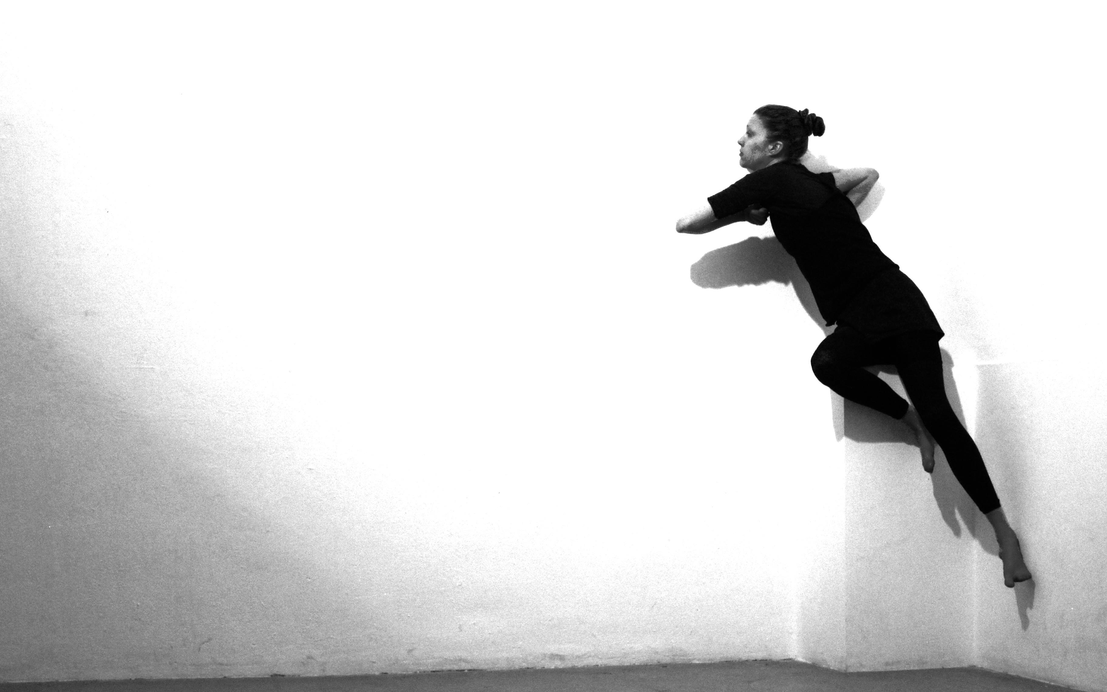 Shuffle Project, Butoh workshop - Frauke - marzo 2014