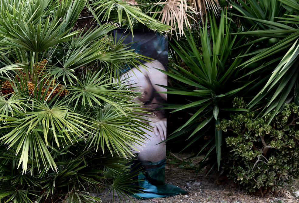 Virginia Guiotto - El Dorado, stampa su pvc, 2015