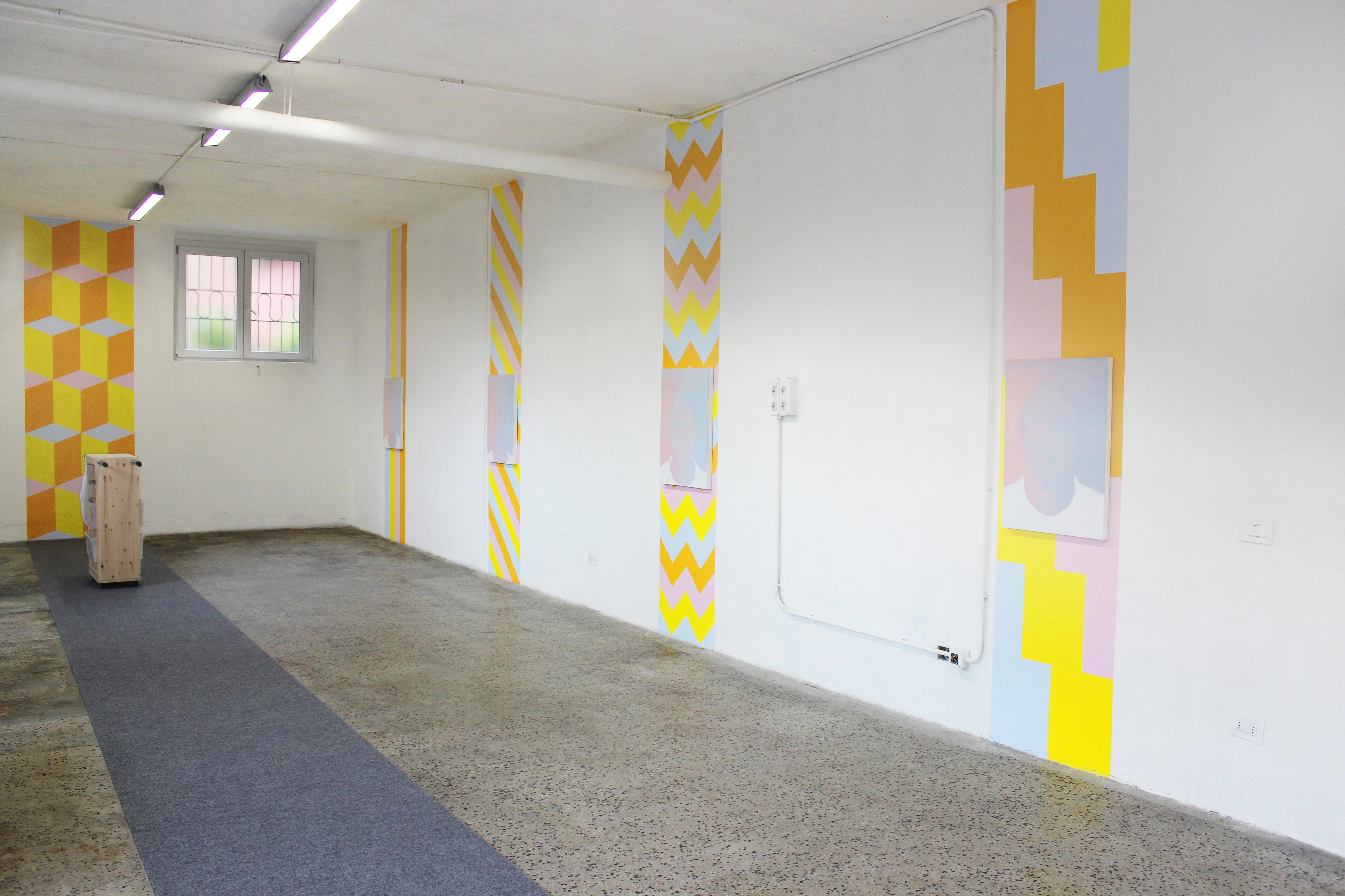 1x1 Guendalina Cerruti & Alessandro Moroni, installation view, courtesy _77