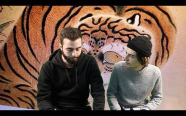 Frat _77- Frame dal video di Luca Loreti, courtesy dell'artista
