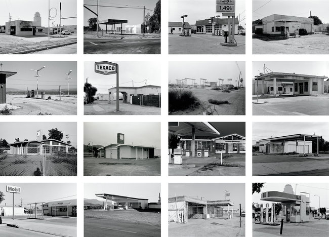 Twentysix Gasoline Stations (Edward Ruscha)