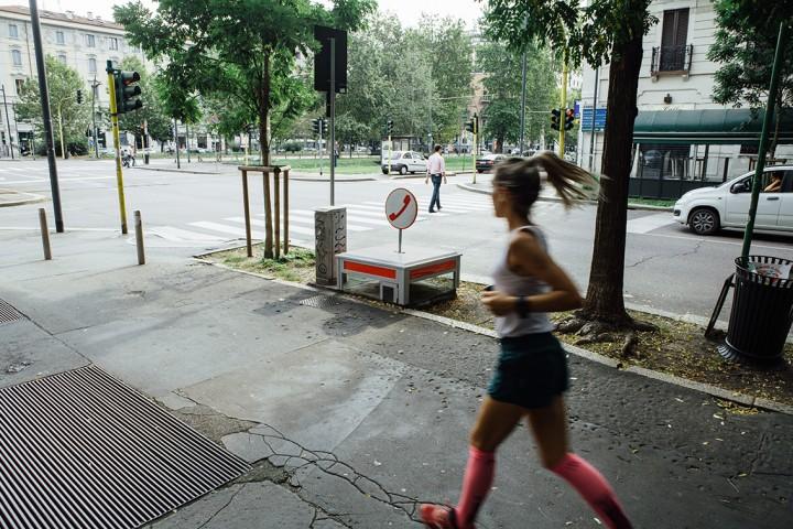 RIP Cabina di via Massena, 1985 - 2014(c.)