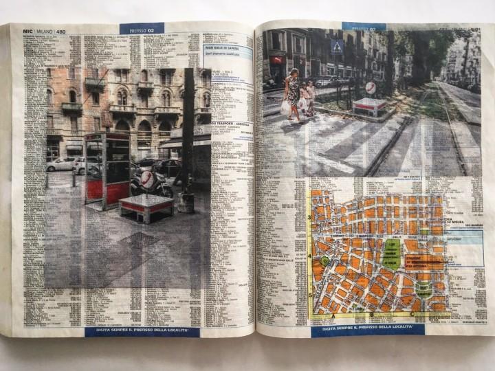 Il lavoro – mappe e foto - è anche contenuto in alcuni elenchi speciali RIP, ottenuti dagli originali anni '90.