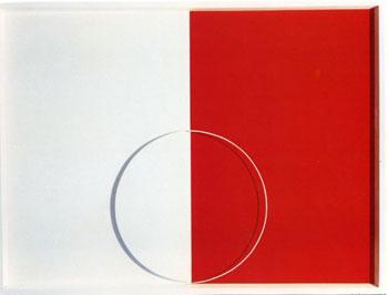 alfabeto. rosso 1977